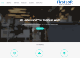 firstsoftech.com