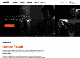 firstsource.com