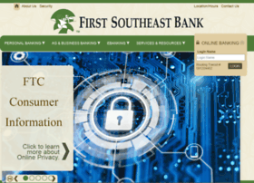 firstsoutheastbank.com