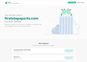 firststepsports.com