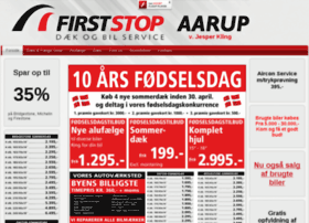 firststopaarup.dk