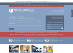 firststrikeelectrical.co.uk