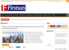firstsun24.com