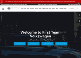 firstteamvw.com