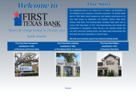 firsttexasbank.net