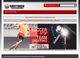 firsttouch.soccerstop.com