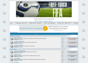 firsttouchfifa.forumotion.com
