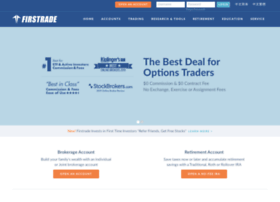 firsttrade.com
