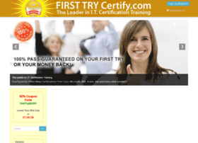firsttrycertify.com