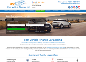 firstvehiclefinance.co.uk