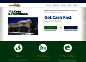 firstvirginialoans.com