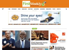 firstweeklymagazine.com
