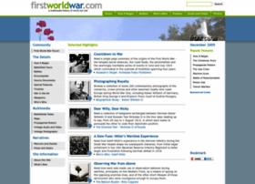 firstworldwar.com