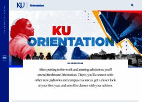 firstyear.ku.edu