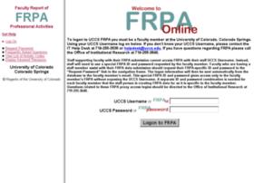 fis.uccs.edu