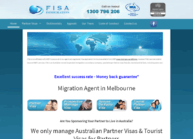 fisaimmigration.com.au