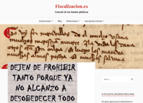 fiscalizacion.es