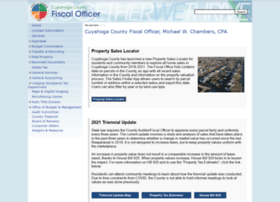 fiscalofficer.cuyahogacounty.us