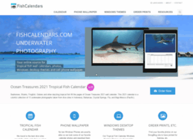 fishcalendars.com