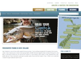 fishing.fishandgame.org.nz
