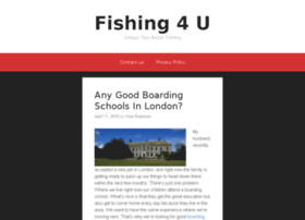 fishing4u.co.uk