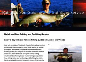 fishinghuntingkenoralakeofthewoods.com