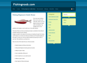 fishingnoob.com