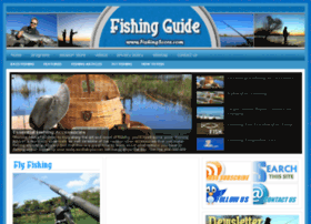 fishingscore.com
