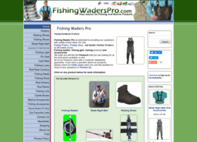 fishingwaderspro.com