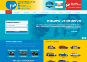 fishmotors.co.uk