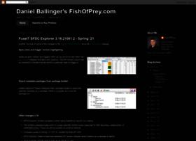 fishofprey.com
