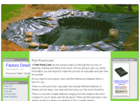 fishpondliner.net
