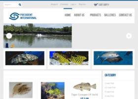fishpresident.com