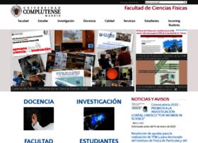 fisicas.ucm.es