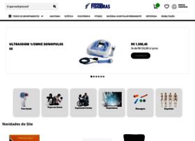 fisiobras.com.br