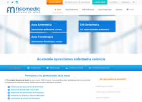 fisiomedicvalencia.com