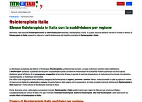 fisioterapista.tuttosuitalia.com