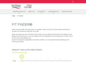 fitfinder.britax-roemer.de