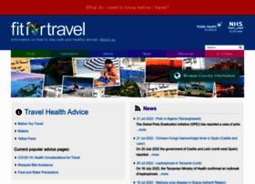 fitfortravel.nhs.uk