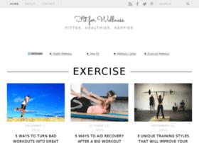 fitforwellness.com
