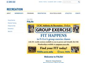fitlife.ucsc.edu