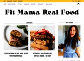 fitmamarealfood.com
