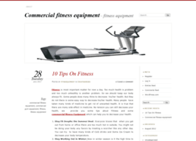 fitnesequipment.wordpress.com