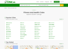 fitness-and-health-clubs.cmac.ws