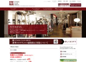 fitness-hiroo.com
