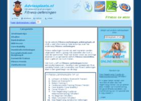 fitness-oefeningen.adviesplaats.nl