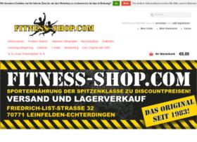 fitness-shop.com