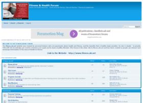fitness.forumakers.com