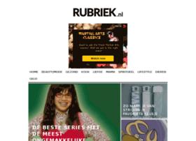 fitness.rubriek.nl