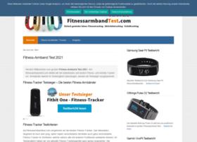 fitnessarmbandtest.com